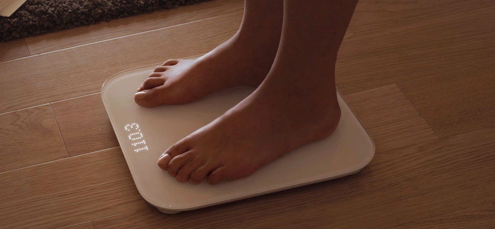 chytrá váha